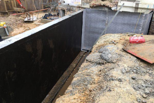 2018 Newton 109LM & 410 Geodrain